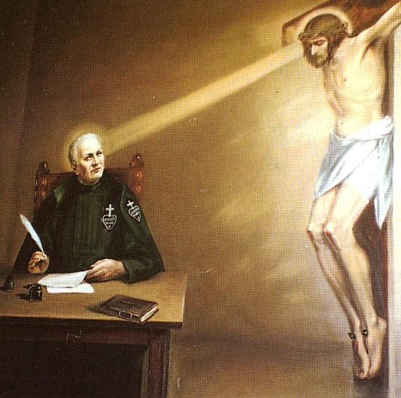 19 ottobre, memoria liturgica di San Paolo della Croce. Ecco le parole di San Giovanni Paolo II che mettevano in evidenza la sovrabbondanza dell'amore di Dio per l'uomo realizzato con l'evento della Passione.